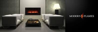 Fireplace And Patio Shop Modern Flames U2013 Electric Fireplace U2013 Al60clx G U2013 Emberwest