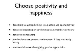 character is what you do when nobody s watching quote no complaining u0027 what it really means to focus on positivity