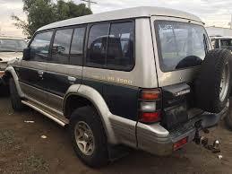 Pajero Wagon W 4571 Mitsubishi Pajero Wagon