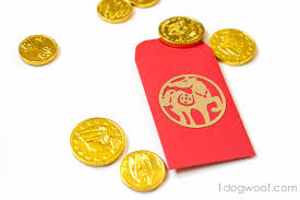 new year coin diy envelopes for new year coins new year s and