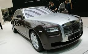 roll royce ghost 2010 rolls royce ghost announced car news news car and driver