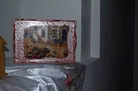 Salep Rako exhibition of traditional turkish handicrafts balkon 3