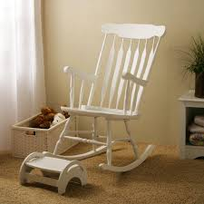Cheap Rocking Chairs For Nursery Ottomans Comfort To Relax Storkcraft Glider And Ottoman Ikea Poang
