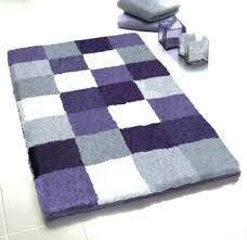 Purple Bathroom Rugs Purple Bath Rug Jeux De Decoration
