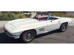 1967 corvette restomod for sale 1967 chevrolet corvette for sale on classiccars com 127 available