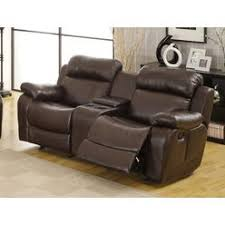 Reclining Sofa With Console by Reclining Sofa With Center Console Centerfieldbar Com
