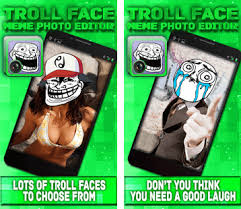 Picture Editor Meme - troll face meme photo editor apk download latest version 1 0 com