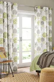 Grey And Green Curtains Sanela Curtains 1 Pair Grey Green 140x250 Cm Ikea And Beige Drapes