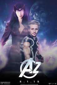 quicksilver movie avengers the avengers images quicksilver and scarlet witch avengers 2 hd