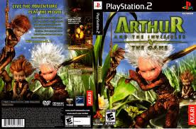 arthur invisibles game usa en fr es iso u003c ps2