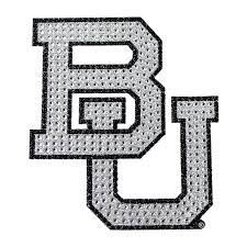 gamecock coloring pages baylor bears bling emblem car or truck decal team promark