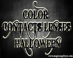 cheap halloween contact lenses uk color contacts lenses halloween magicangeleyes youtube