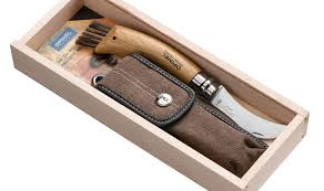 kitchen knives with sheaths pencil case n 08 mushroom sheath la boutique du musée