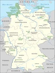 United States National Parks Map by List Of National Parks Of Germany Wikipedia