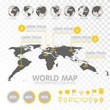 world map clip vector images illustrations istock