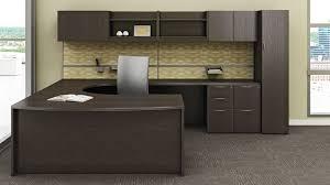 U Office Desk U Shaped Office Desk For Small Office Thedigitalhandshake Furniture