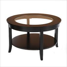 30 inch end table 30 inch glass top round coffee table bay shore collection f68507