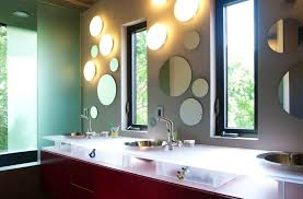 Bathroom Mirror With Built In Light Bathroom Stylish Ideas For Your Bathroom Mirrors With Lights