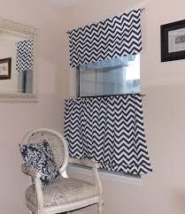 Navy Chevron Curtains Navy Chevron Windows Curtains Affordable Modern Home Decor