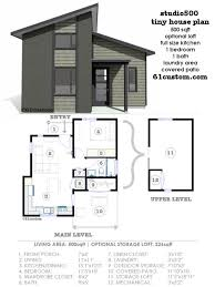 floor plans for small homes modern tiny house floor plans planinar info
