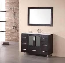 48 Black Bathroom Vanity 36 Best Glass Sink Vanity Images On Pinterest Glass Vanity