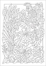 paradise designs coloring book creative 064161 details