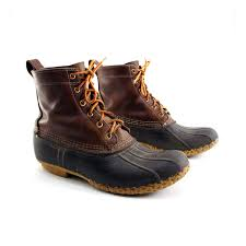 ll bean duck boots womens size 9 brown llbean bean boots product image awesome ll bean boots