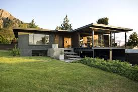 modern house design with floor plan homepeek
