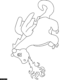 dragon breathing fire coloring printable kids