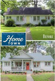 A Small House 62 Best Before U0026 After Images On Pinterest Before After House