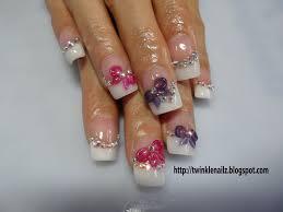 acrylic powder nail art choice image nail art designs