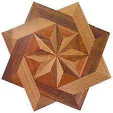 decorative borders medallions parquet wood flooring accents