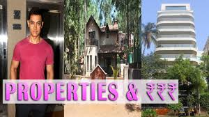 aamir khan home in mumbai and panchgani property houses youtube