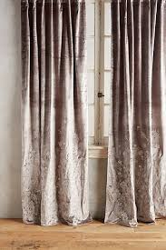 Tan And Blue Curtains Curtains U0026 Drapes Anthropologie