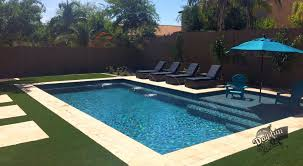 Small Pool Backyard Ideas by Pool 066 By Dolphin Pools And Spas Backyard Pinterest Spa