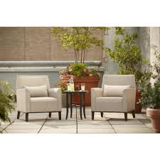Hampton Bay Patio Dining Set - hampton bay aria patio deep seating chairs 2 pack fcs80234tpk