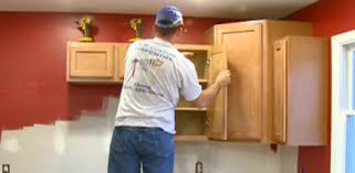 how do i install kitchen cabinets tips for installing kitchen cabinets in a kitchen renovation