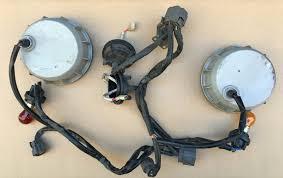 nissan maxima oem parts oem 04 06 nissan maxima xenon headlight back covers lid cap