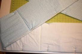 Diy Crib Bedding Set Crib Bedding Bumper Padding Set Dimensions Make Baby Bedding