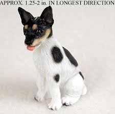 american pitbull terrier figurines rat terrier gifts merchandise items collectibles figurines u0026 ornaments