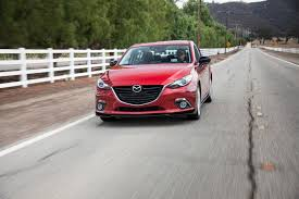 mazda mazda3 first ride 2016 mazda mazda3 is affordable easy to park
