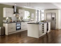 couleur cuisine blanche cuisine blanche et bois pas cher sur cuisine lareduc com