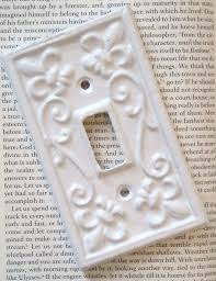 Shabby Chic Switch Plate by 63 Best Switch Plate Decorating Images On Pinterest Light Switch