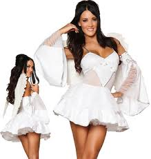 White Angel Halloween Costume Angel Costume Adults Dark Angel Halloween Costumes