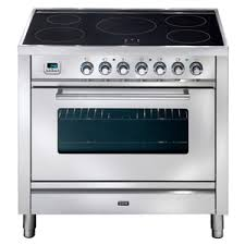 80cm Induction Cooktop Freestanding Cookers Cooking Kitchen