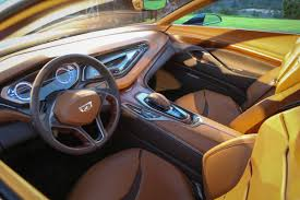 futuristic cars interior cadillac escala concept meet the future