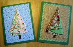 half circle tree or card dianne faw