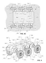patent us8672065 vehicle having an articulated suspension and