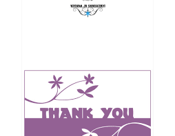 shocking make your own business thank you cards