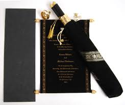 wedding scroll invitations scroll cards collection online wholesaler and manufacturer of